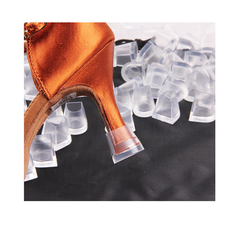 4 Pair/lot Heel Protectors High Heeler Antislip Silicone Heel Stopper Cover - Make Me Elegant