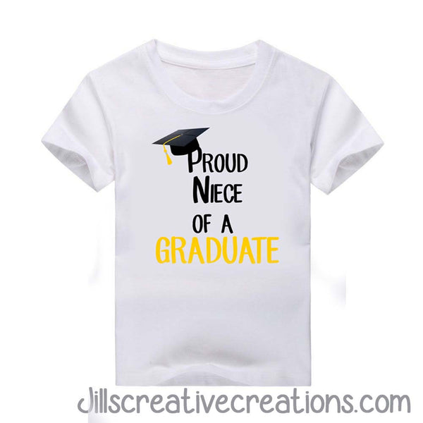 Proud niece of a graduate T-Shirt