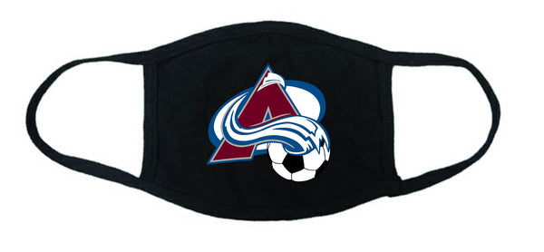 Avalanche adult face mask, Masks