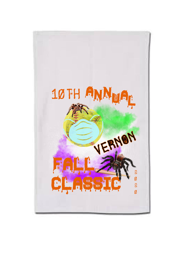 Fall Classic Sweat Towel