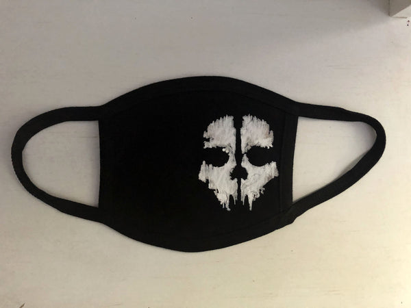 Skull face mask, Masks