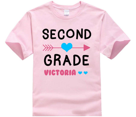 Any Grade Personalized T-shirt