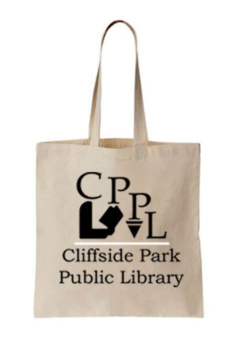 Cliffside Park Library Tote Bag