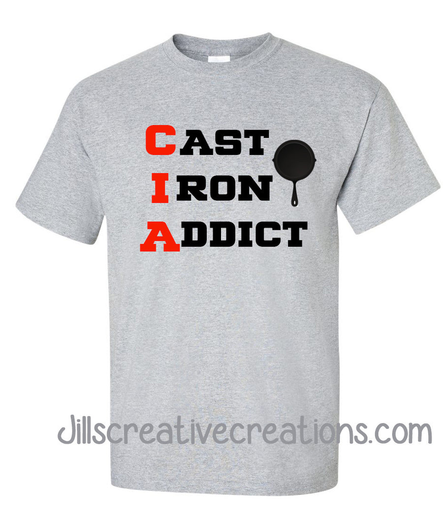 Cast Iron t-Shirt