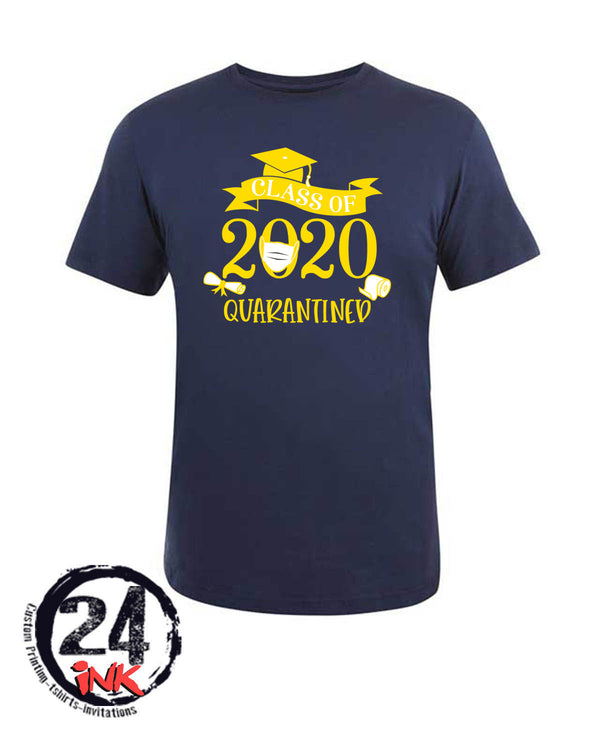 Class of 2020 Seniors T-shirt, graduation