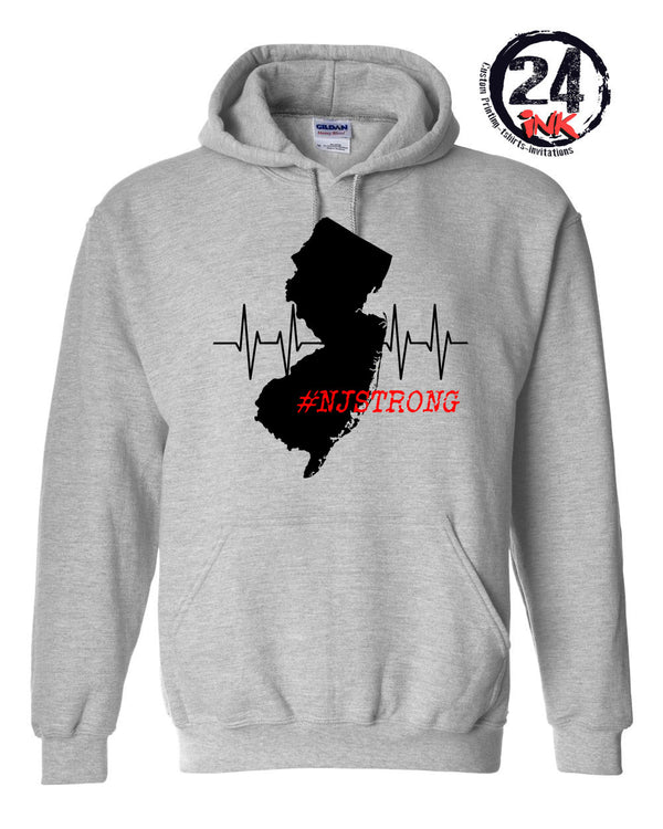 (your state) Strong Sweatshirt