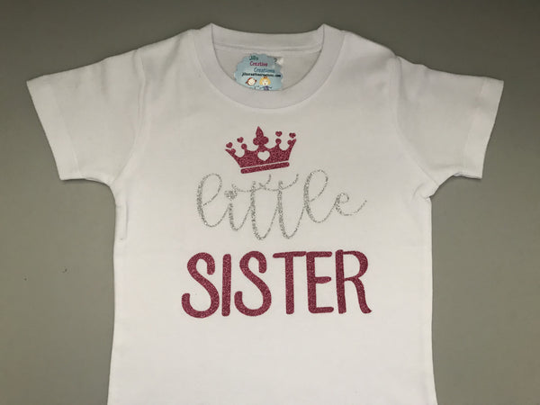 Little  Sister Princess T-Shirt