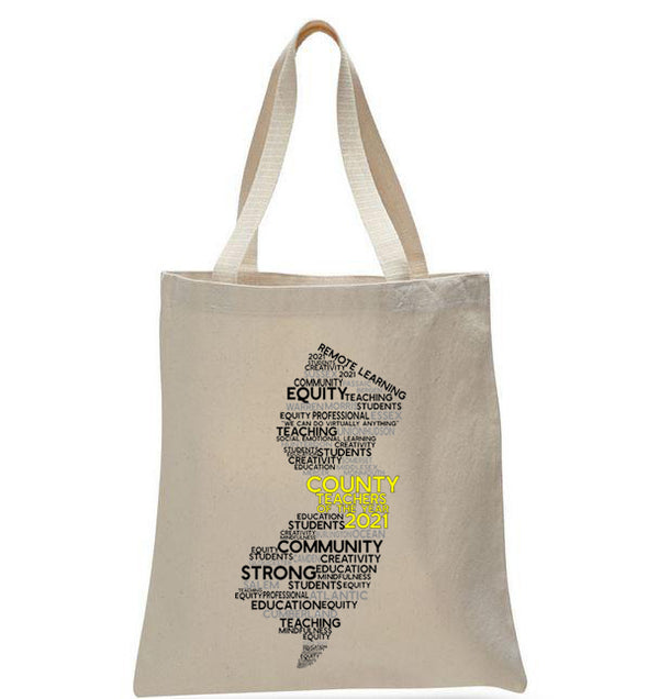 Teacher of the year Tote Bag