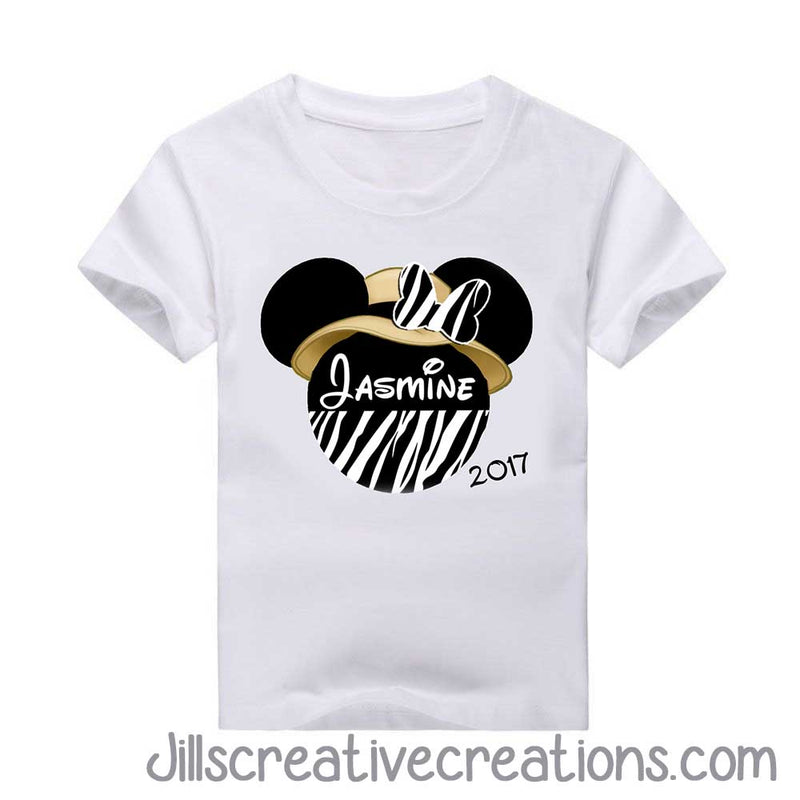 Animal Kingdom T-Shirt, Zebra