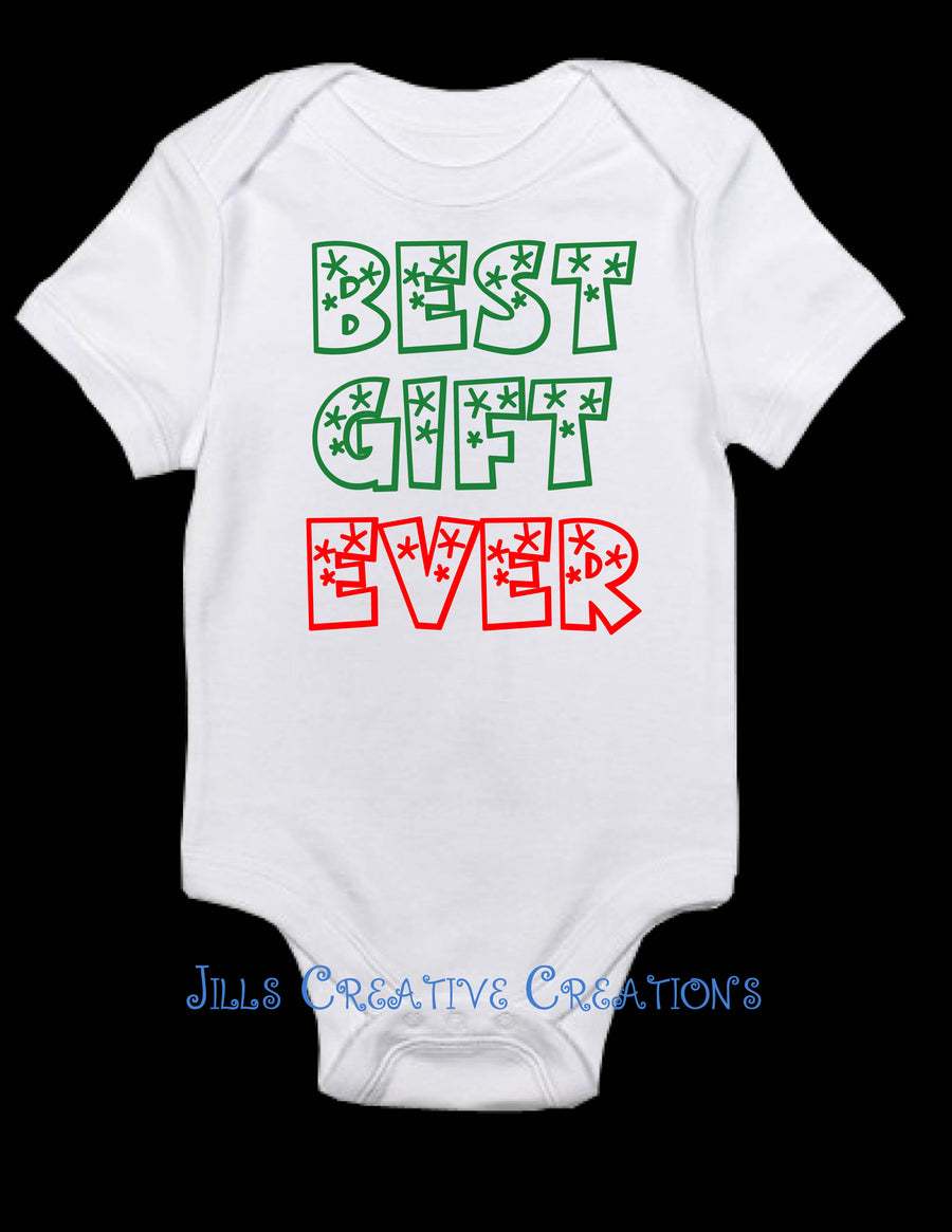 Best Gift Ever T-shirt, Christmas