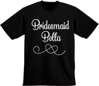 Bridesmaid T-Shirt, Bridal Party