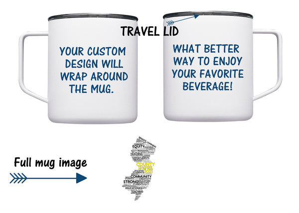 Teacher of the year Travel Mug