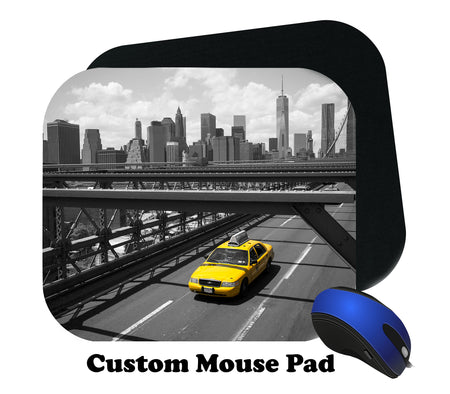 New York Taxi Mousepad
