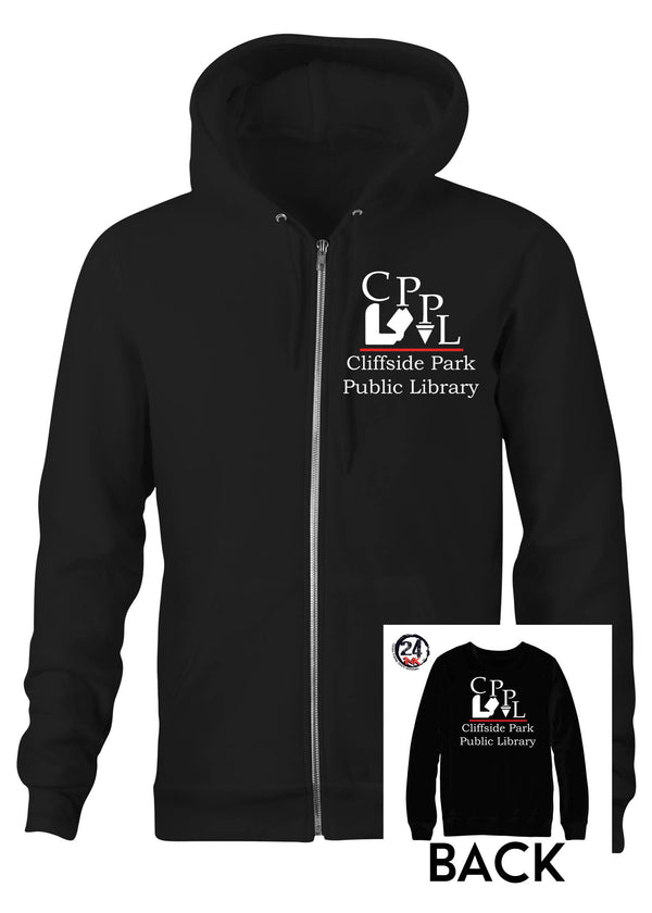 Cliffside Park Library Zip up