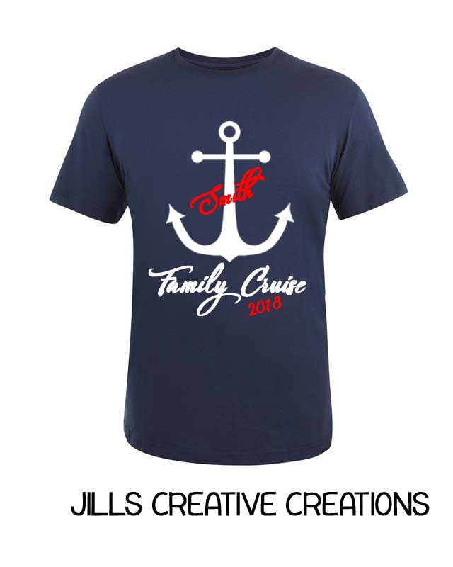 Family Cruise t-Shirt, vacation