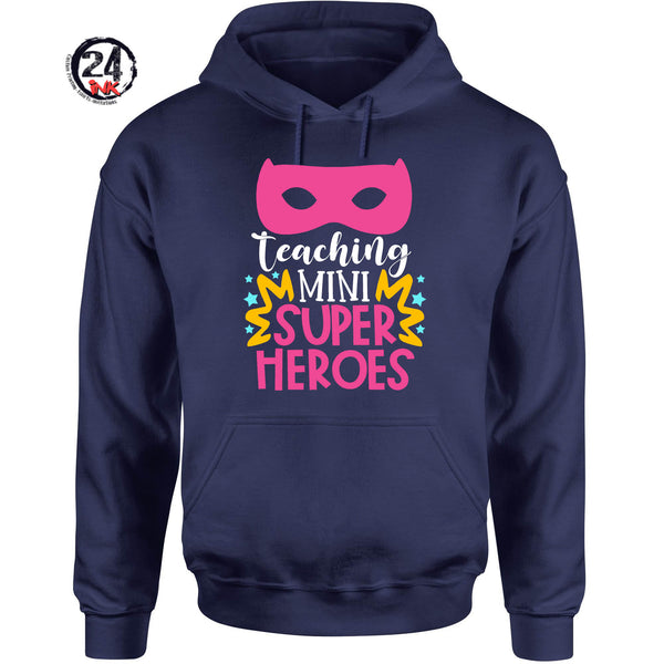 Teaching Mini Superheroes Shirt