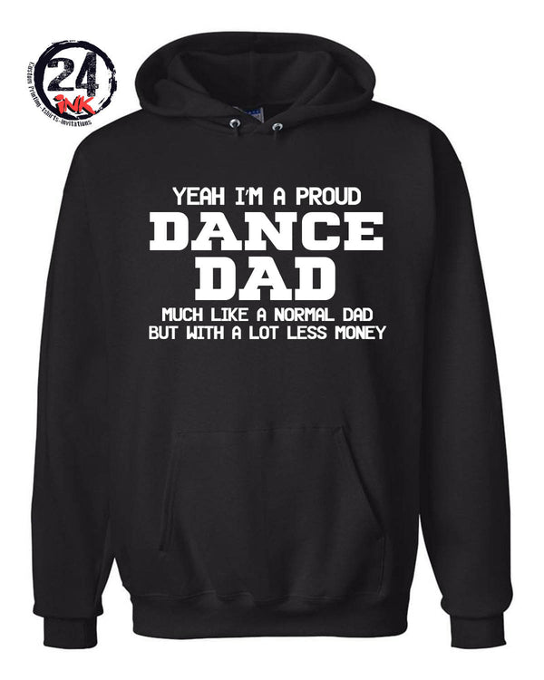 Proud Dance Dad Shirt