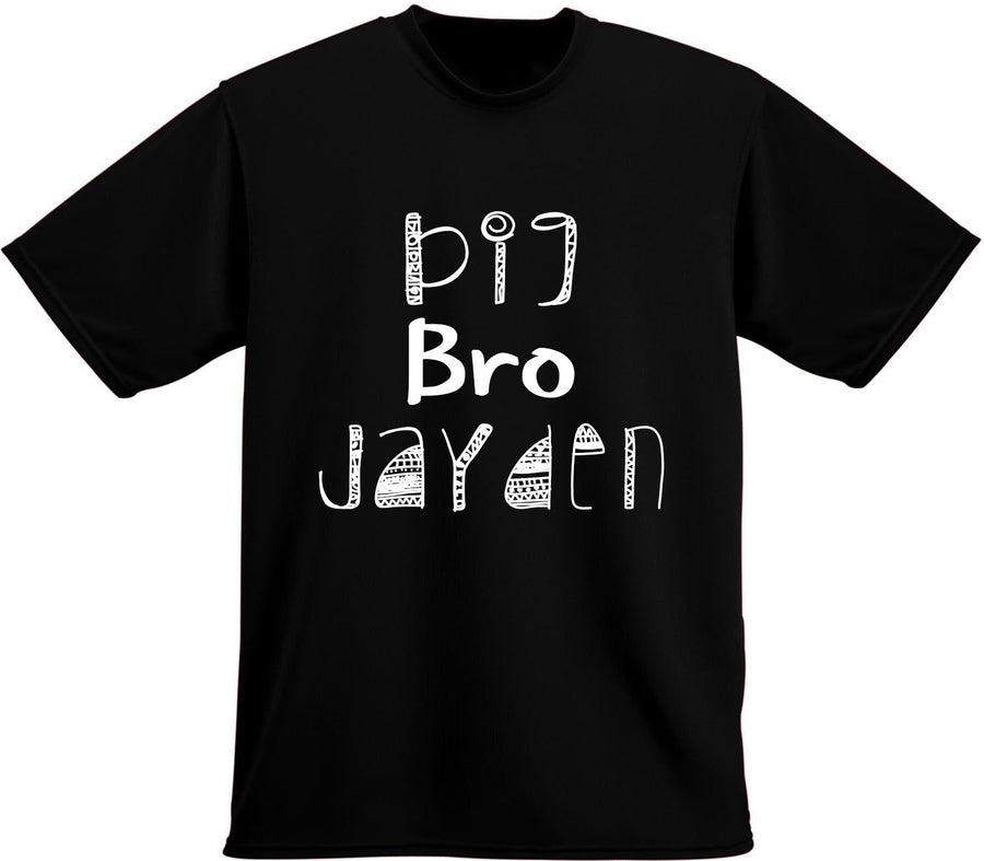 Big Brother Tribal Shirt