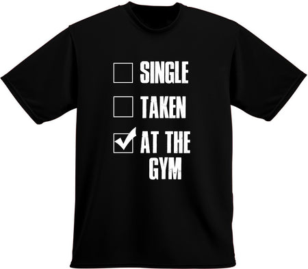 At the Gym T-shirt, Gym