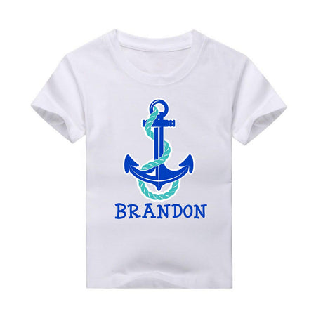 Anchor Personalized T-Shirt