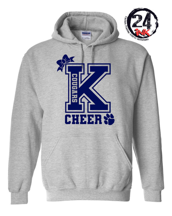 Big K Cheer Hooded Sweatshirt