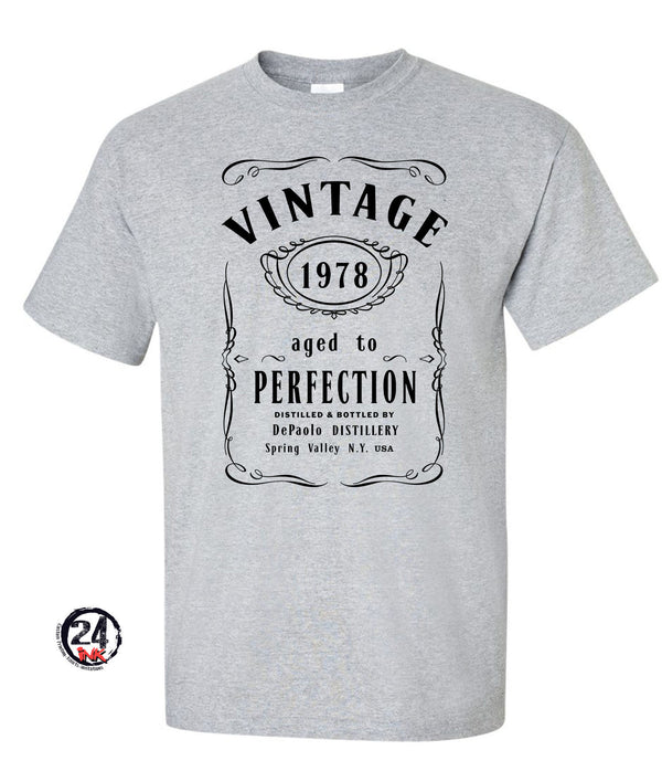 Vintage Limited Edition Shirt