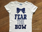 Fear the Bow, Cheer Shirt
