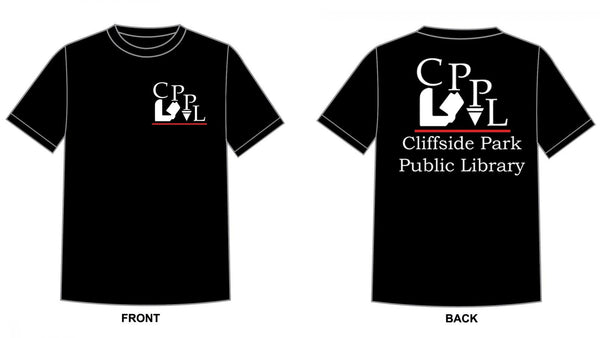 Cliffside Park Library T-shirt, Business