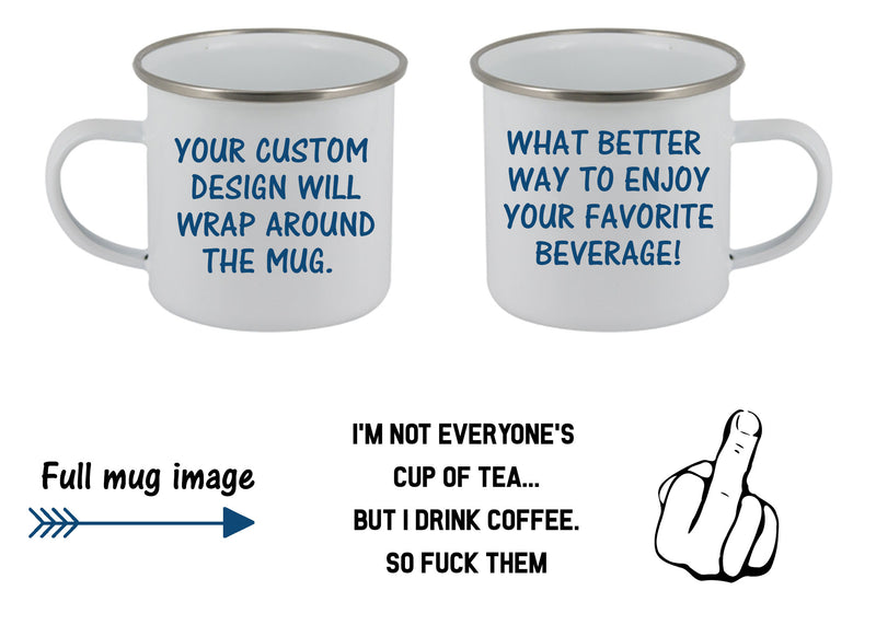 Not everyone's cup of Tea Mug, Mugs