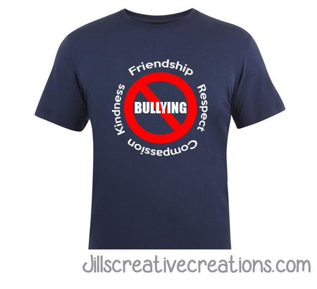 Anti Bullying  t-shirt, Awareness