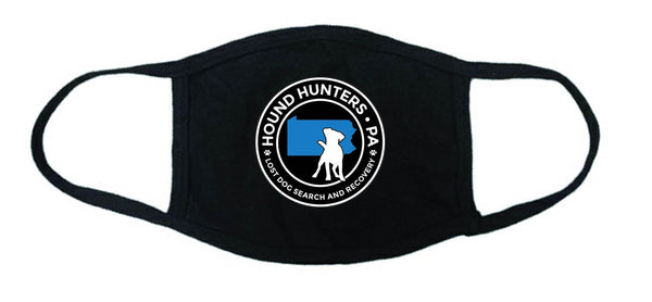 Hound Hunter adult face mask, Masks