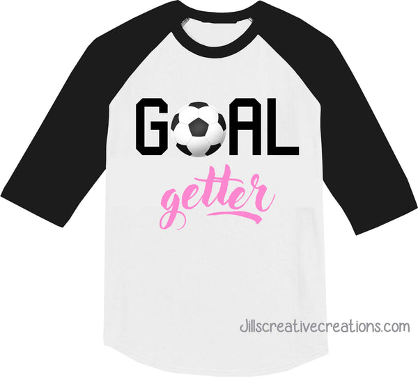 Soccer Shirt, Goal Getter