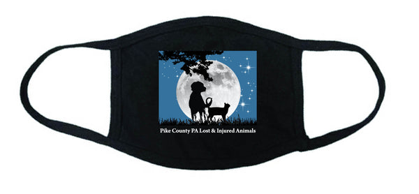 Pike County PA adult face mask, Masks