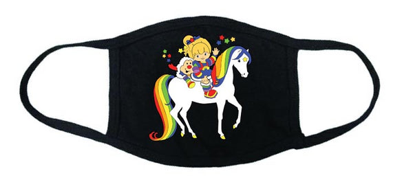 Rianbow Brite 2 face mask, Masks