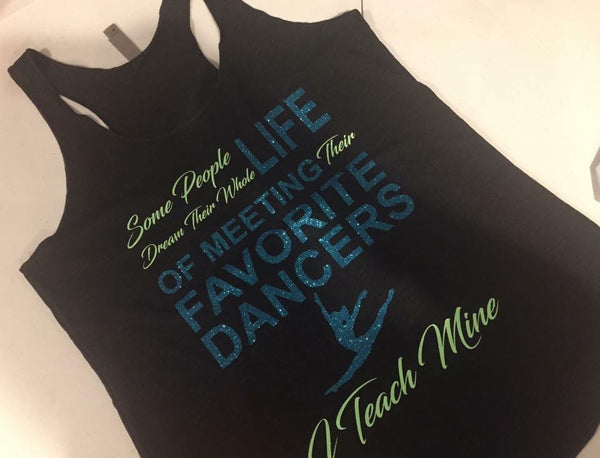 Dance Teacher Tank Top