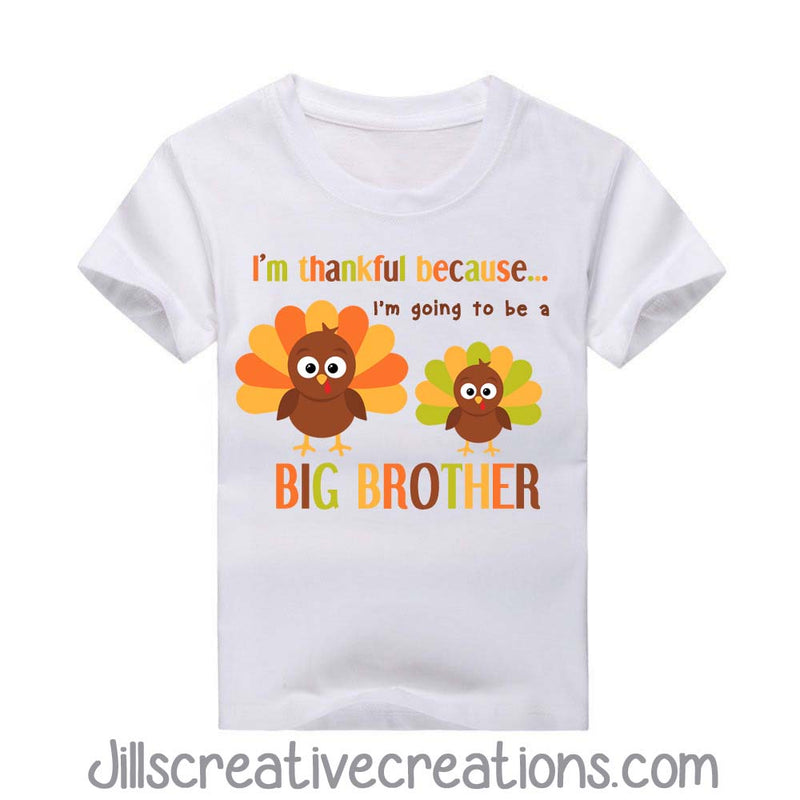 Big Brother T-shirt, Turkey, Thanksgiving