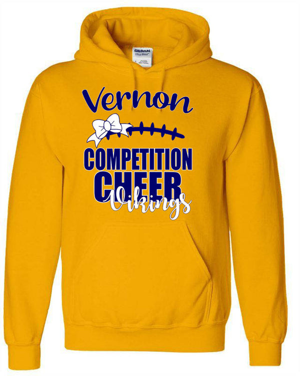 Comp Cheer 2019 Gold Sweatshirt