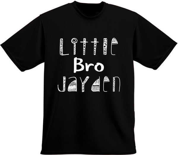 Little Brother Tribal Shirt