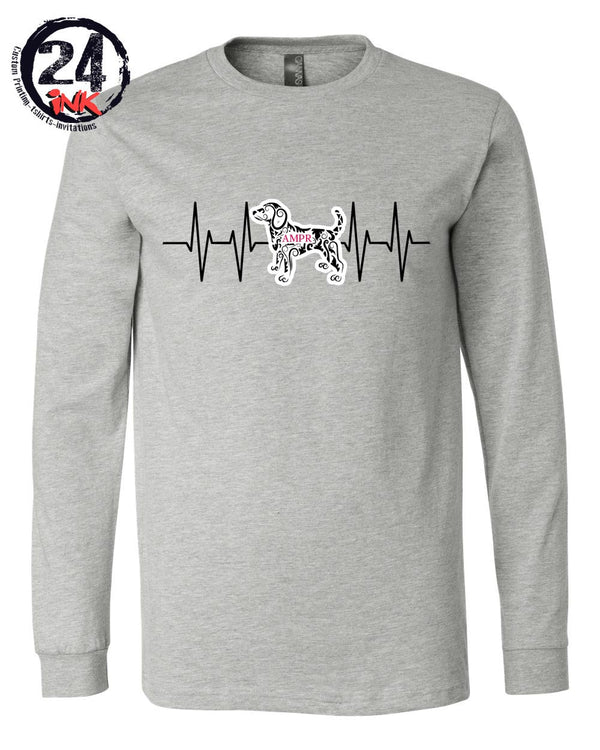 AMPR Heartbeat Long Sleeve Shirt