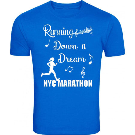 Running Down A Dream Marathon Tee
