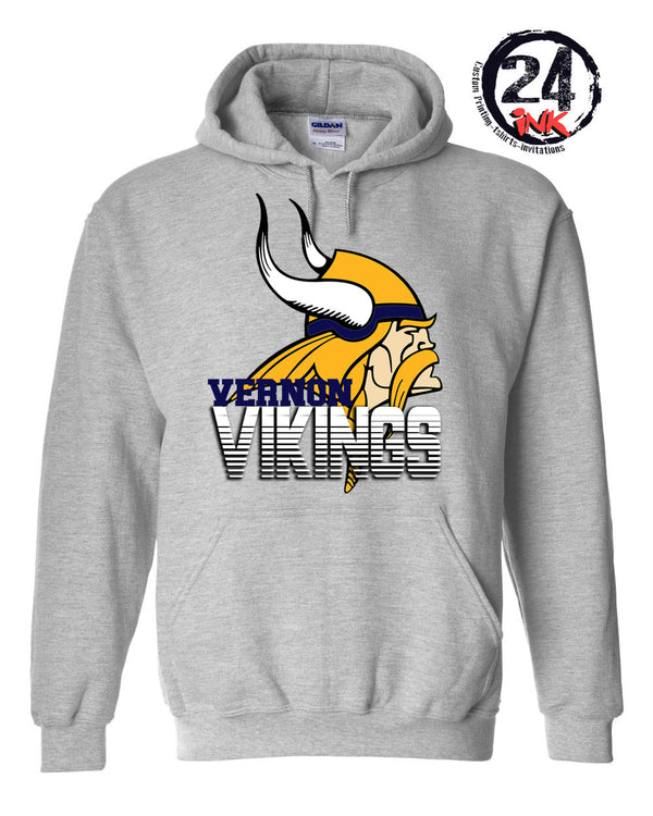 Vernon Vikings, Viking Head Sweatshirt