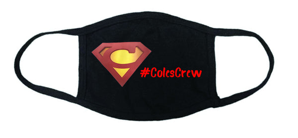 Cole's Crew adult face mask, Masks