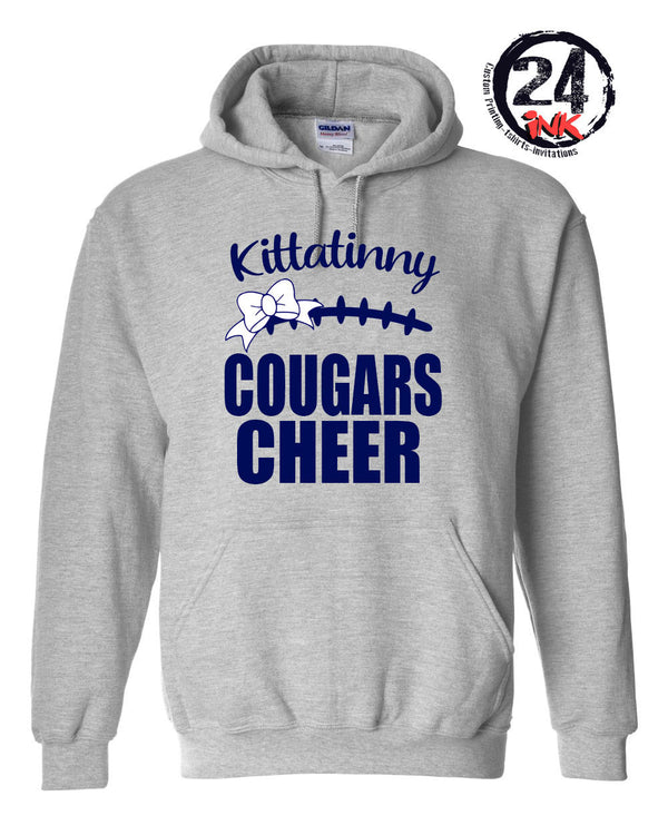 Cougars Cheer Hooded Sweatshirt