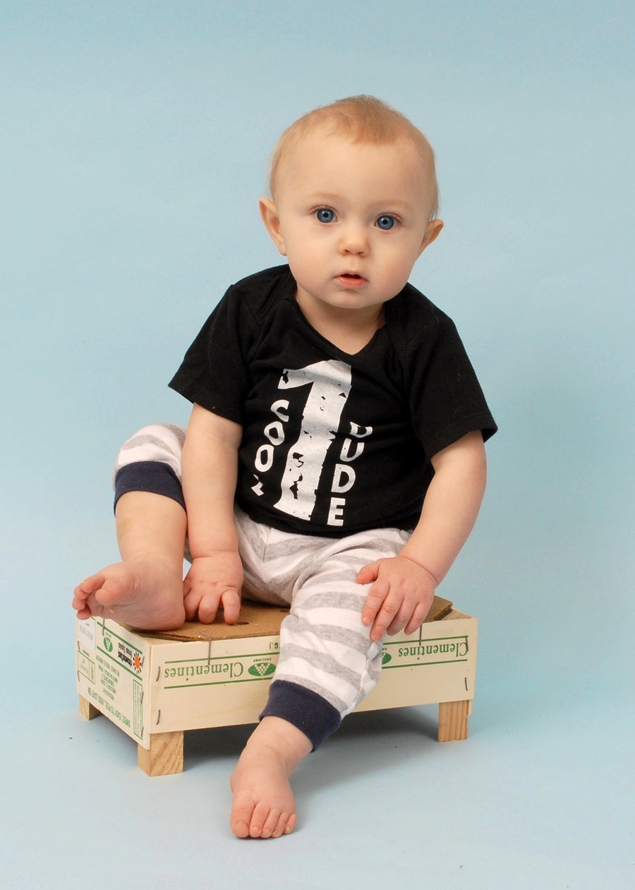 1 Cool Dude T-Shirt, First Birthday