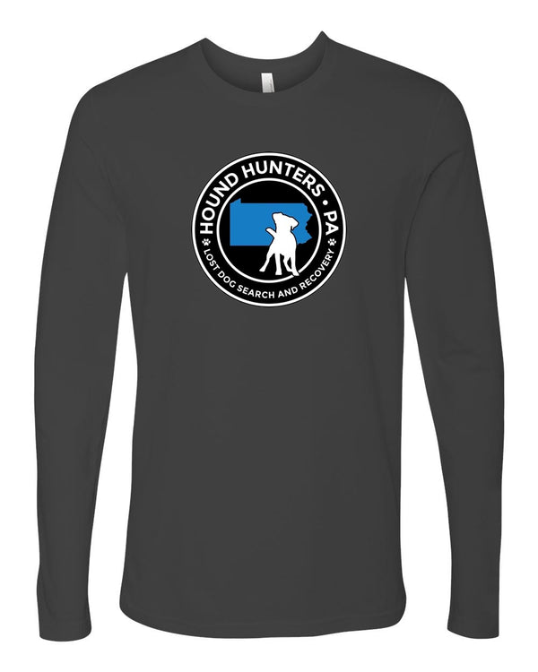Hound Hunters Long Sleeve Shirt