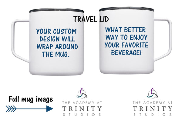 Trinity Mug or travel mug