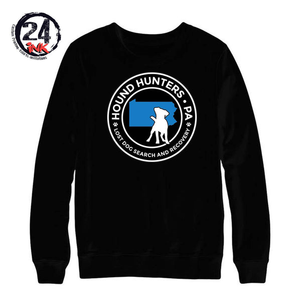 Hound Hunters non hooded sweatshirt