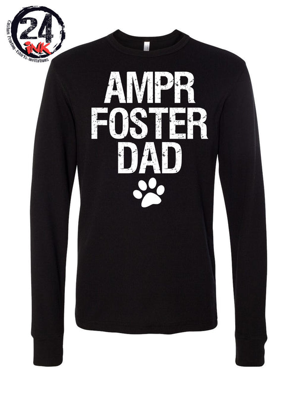 AMPR Foster Dad Long Sleeve Shirt