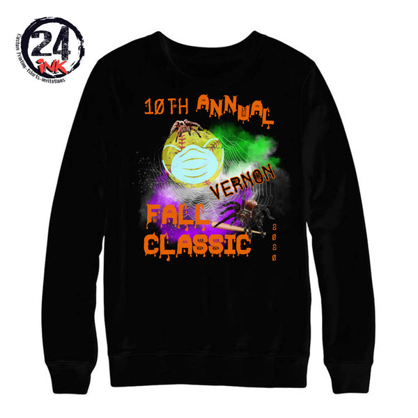 Fall Classic Non Hooded Sweatshirt