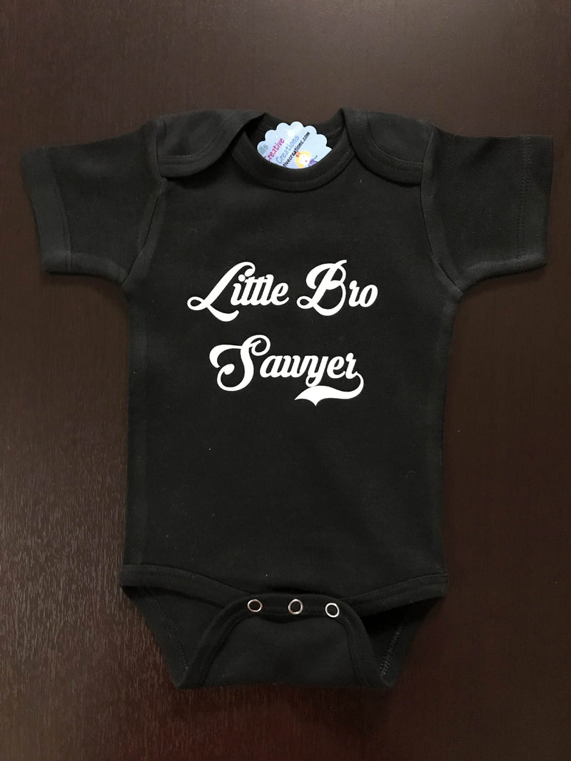 Little Brother Bodysuit or T-shirt